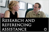 Research and referencing assistance